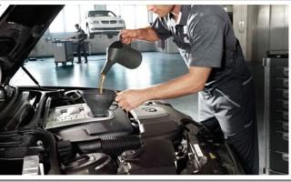 Регламент техобслуживания БМВ