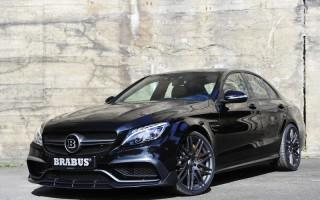 Brabus анонсировал 600-сильный Mercedes-AMG C 63 S на Франкфурт