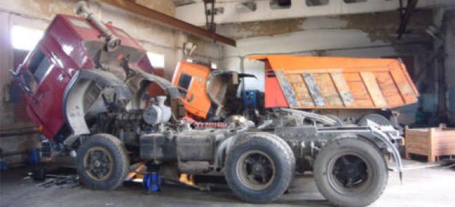 Важные преимущества ремонта автомобилей Камаз