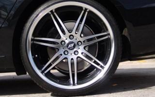 Характеристики низкопрофильных автомобильных шин