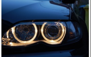 Тюнинг авто LED оптикой