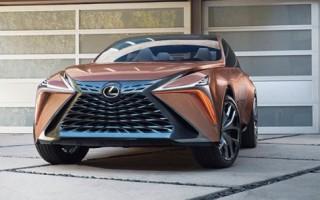 Новый Lexus LF-1 Limitless 2018