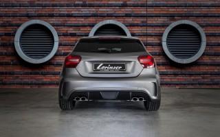 Mercedes A-Class получил небольшой тюнинг от Lorinser