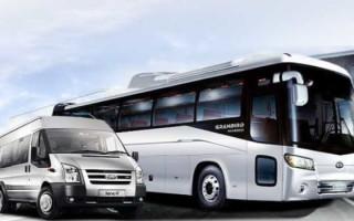 Особенности автобусных поездок внутри страны