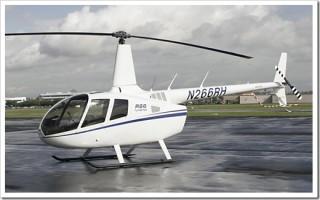Вертолет Робинсон R-66