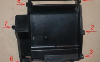 Замена радиатора печки Шевроле Ланос: инструкции, полезные советы