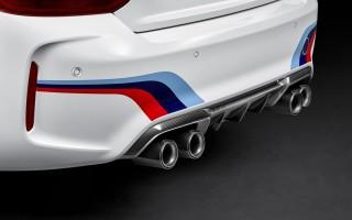 BMW M2 Coupe прибыл на SEMA с компонентами M Performance