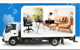 Перевозка мебели недорого в СПб