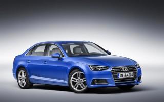 Официально представлен седан Audi A4 2016 и A4 Avant 2016