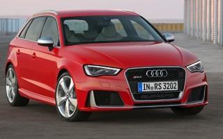 Британцам уже доступен для заказа новый Audi RS3 Sportback