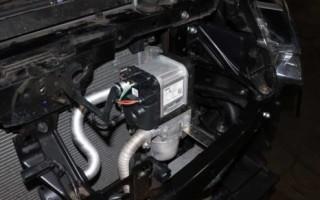 Основные преимущества установки системы Вебасто в автомобиле