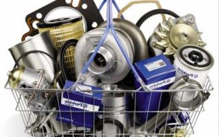 Покупка запасных частей в интернет-магазине