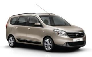 Dacia Lodgy – самый дешевый европейский минивэн