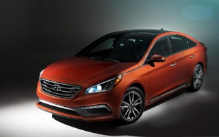 Модели Hyundai Sonata исполнилось 30 лет