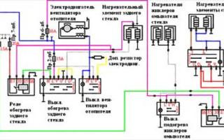 Как снять печку на газ 31105 — поясняем во всех подробностях