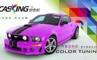 Как подготовить автомобиль к покраске