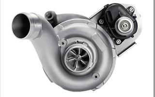 Как работает турбина на дизельном двигателе?