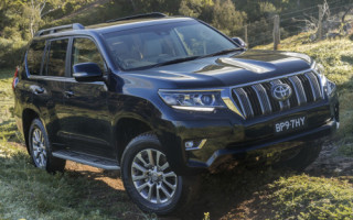 Toyota Land Cruiser Prado 2018: характеристики