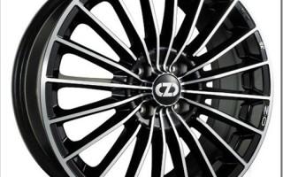 Виды колёсных дисков
