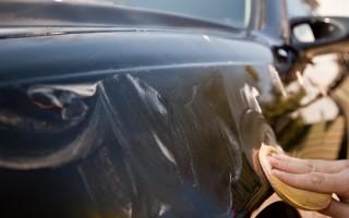 Восстанавливаем лакокрасочное покрытие авто