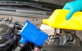 Последствия перелива моторного масла