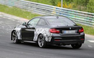 Началось тестирование нового BMW M2