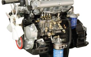 Дизельный двигатель — устройство, работа, обслуживание