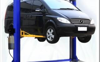 Виды и назначение автомобильных подъемников для автосервиса