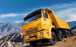 Август показал рост производства грузовых автомобилей на 3,7%