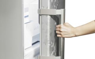 Как отремонтировать ручку холодильника