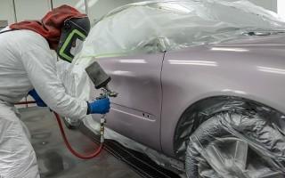 Что делать перед покраской машины?