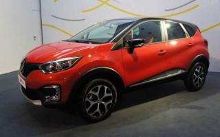 Renault Captur технические характеристики, комплектации, отзывы