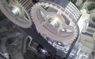 Замена ремня ГРМ Форд Фокус 2 своими руками