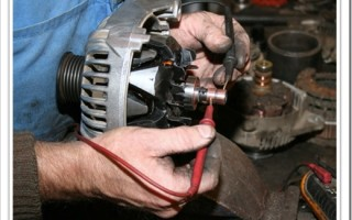 Сколько стоит ремонт генератора?
