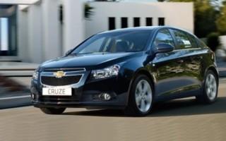 Chevrolet Cruze — технические характеристики