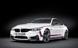 BMW M4 получил «механику» в России