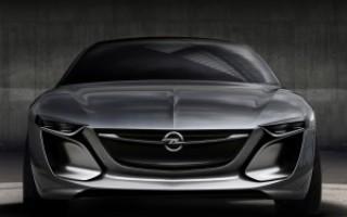 На Франкфуртском автосалоне Opel Monza будет демонстрироваться вместе с классикой Opel