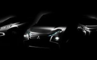 Mitsubishi покажет в Токио три новых концепта