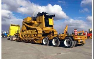 Транспортировка техники: преимущества услуг специалистов