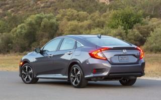 Новый Honda Civic обзавелся ценниками