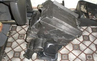 Что делать, если плохо греет печка Opel Vectra А