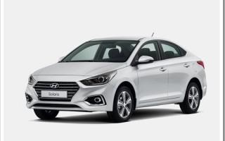 Новый Hyundai Solaris — технические характеристики