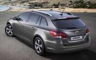 Chevrolet Cruze станет универсалом