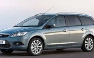 Технические характеристики Форд Фокус 2 универсал