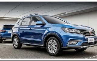 Сверхбюджетный китайский кроссовер Roewe RX5 а-ля Volkswagen Tiguan выходит на местный рынок