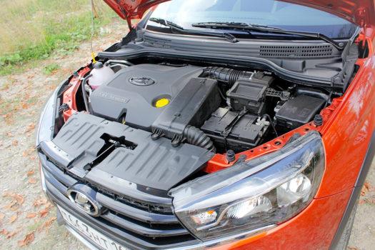 Седан Lada Vesta Sport взял навооружение 145-сильный мотор — ДРАЙВ