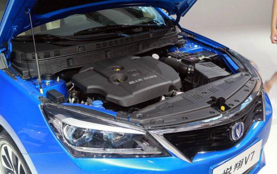 Алсвин В7 двигатель