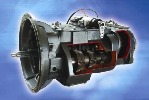 Как установить коробку Fast Gear Fuller на МАЗ