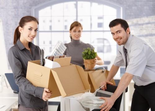 Как быстро перевезти офис в новое помещение