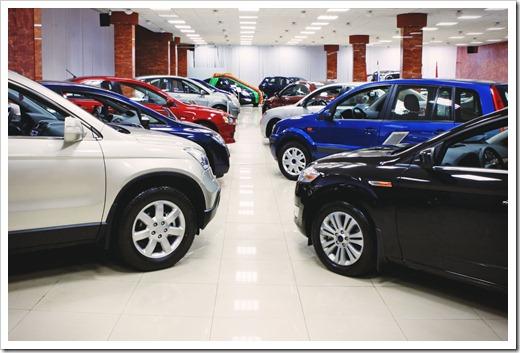 Рекомендации в отношении выбора нового автомобиля